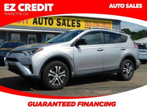 2016 Toyota RAV4 for sale at Pioneer Family preowned autos in Williamstown WV