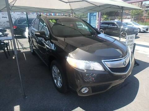 2014 Acura RDX for sale at Cedano Auto Mall Inc in Bronx NY