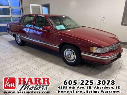 1994 Cadillac DeVille for sale at Harr's Redfield Ford in Redfield SD