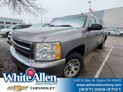 2008 Chevrolet Silverado 1500 for sale at WHITE-ALLEN CHEVROLET in Dayton OH