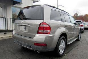 2008 Mercedes-Benz GL-Class AWD GL 450 4MATIC 4dr SUV - West Nyack NY