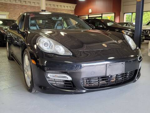 2010 Porsche Panamera for sale at AW Auto & Truck Wholesalers  Inc. in Hasbrouck Heights NJ