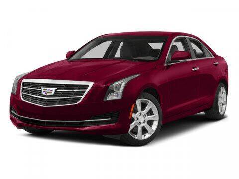 2015 Cadillac ATS for sale at DON'S CHEVY, BUICK-GMC & CADILLAC in Wauseon OH