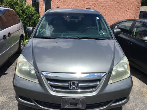 2007 Honda Odyssey for sale at Karlins Auto Sales LLC in Saratoga Springs NY
