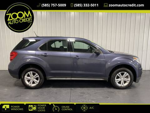 2014 Chevrolet Equinox for sale at ZoomAutoCredit.com in Elba NY