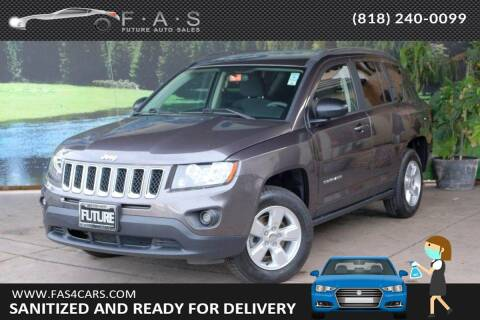 2015 Jeep Compass for sale at Best Car Buy in Glendale CA