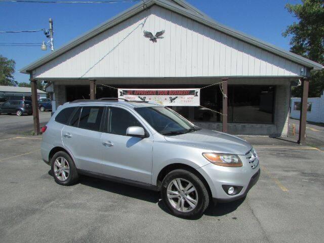 2011 Hyundai Santa Fe for sale at Eagle Auto Center in Seneca Falls NY