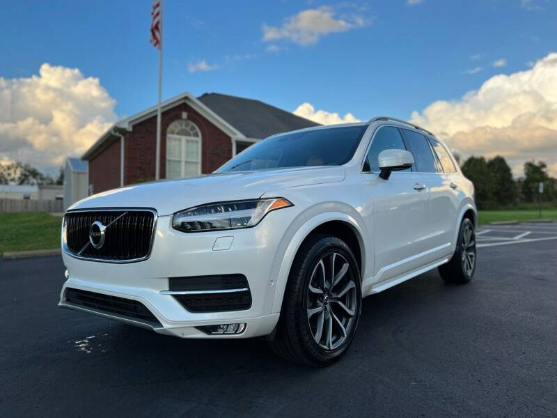 2016 Volvo XC90 for sale at HillView Motors in Shepherdsville KY