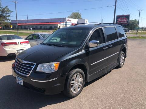 2008 Chrysler Town and Country for sale at Midway Auto Sales in Rochester MN