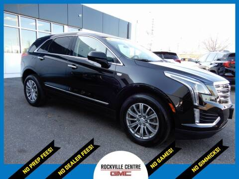 2019 Cadillac XT5 for sale at Rockville Centre GMC in Rockville Centre NY