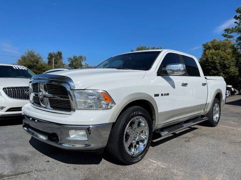 2010 Dodge Ram Pickup 1500 for sale at Upfront Automotive Group in Debary FL