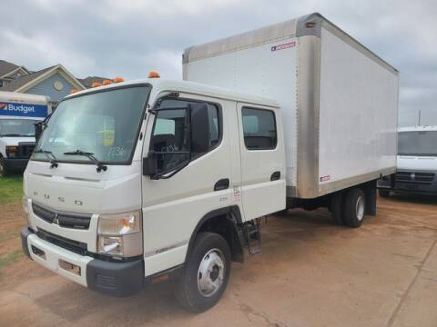 2020 Mitsubishi Fuso FEC7TW for sale at TRUCK N TRAILER in Oklahoma City OK