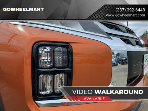 2020 Mitsubishi Outlander Sport for sale at GOWHEELMART in Leesville LA