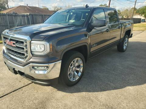 2016 GMC Sierra 1500 for sale at MOTORSPORTS IMPORTS in Houston TX