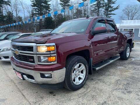 2015 Chevrolet Silverado 1500 for sale at Brilliant Motors in Topsham ME