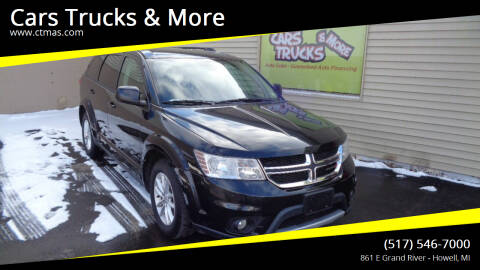 2013 Dodge Journey for sale at Cars Trucks & More in Howell MI