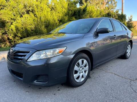 2011 Toyota Camry for sale at A.I. Monroe Auto Sales in Bountiful UT