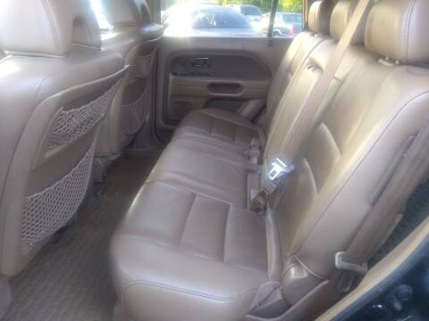 2007 Honda Pilot for sale at Easy Auto Sales LLC in Charlotte NC