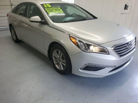 2015 Hyundai Sonata for sale at Bailey Family Auto Sales in Lincoln AR