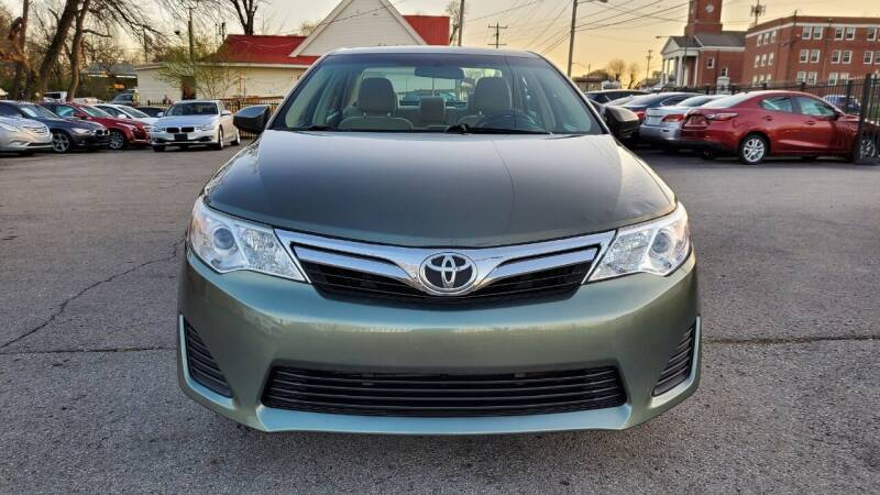 2014 Toyota Camry for sale at Ecocars Inc. in Nashville TN