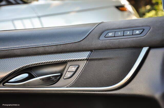 2018 Cadillac ATS-V 2dr Coupe - Atlanta GA