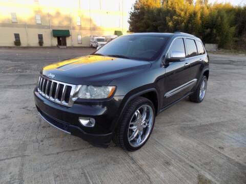 2013 Jeep Grand Cherokee for sale at S.S. Motors LLC in Dallas GA