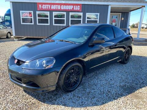 2005 Acura RSX for sale at Y City Auto Group in Zanesville OH