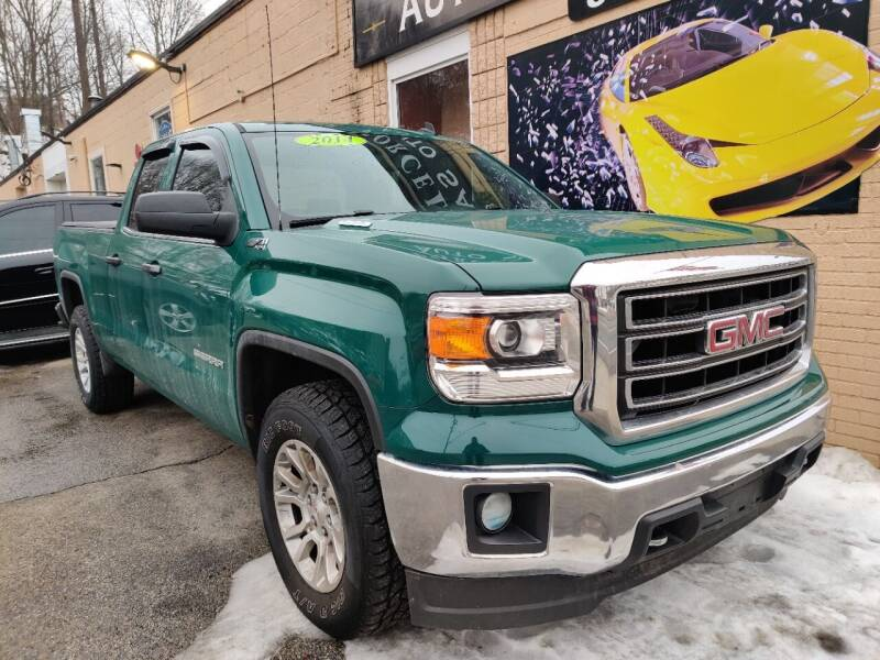 2014 GMC Sierra 1500 for sale at Porcelli Auto Sales in West Warwick RI