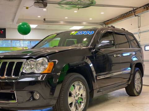 2010 Jeep Grand Cherokee for sale at Ginters Auto Sales in Camp Hill PA