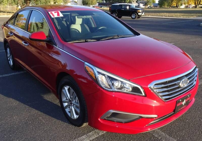 2017 Hyundai Sonata for sale at VISTA AUTO SALES in Longmont CO