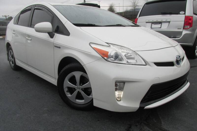 2013 Toyota Prius for sale at Tilleys Auto Sales in Wilkesboro NC