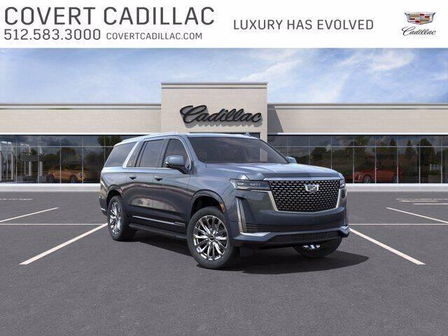 2021 Cadillac Escalade ESV for sale in Austin, TX