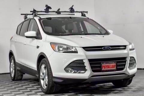 2014 Ford Escape for sale at Chevrolet Buick GMC of Puyallup in Puyallup WA