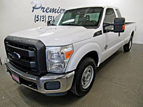 2015 Ford F-250 Super Duty for sale at Premier Automotive Group in Milford OH