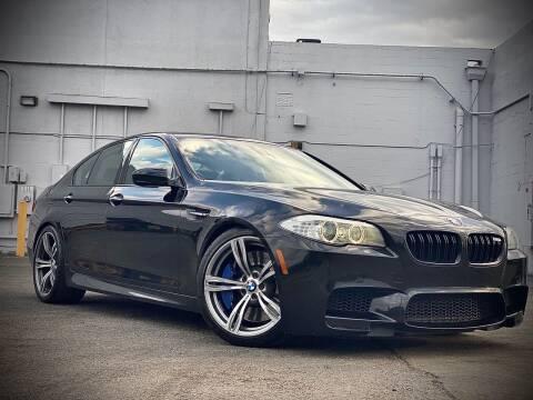 2013 BMW M5 for sale at FALCON AUTO BROKERS LLC in Orlando FL