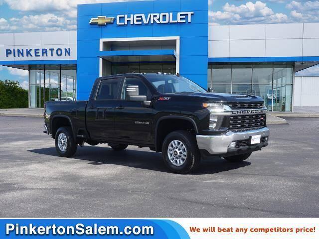 2022 Chevrolet Silverado 2500HD for sale in Salem, VA