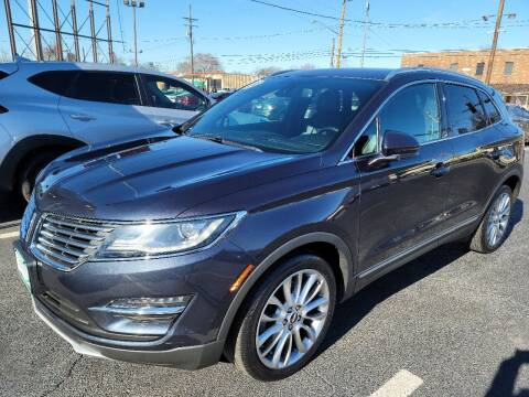 2015 Lincoln MKC for sale at Shaddai Auto Sales in Whitehall OH
