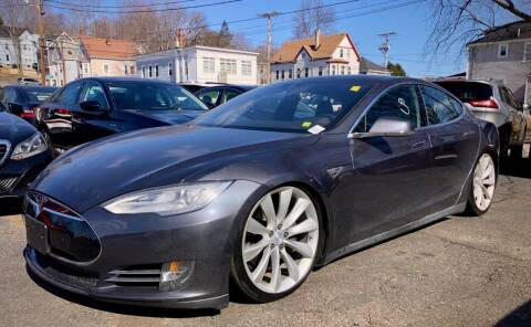 2015 Tesla Model S for sale at Top Line Import in Haverhill MA