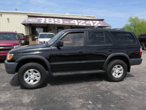 1997 Toyota 4Runner for sale at United Auto Sales in Oklahoma City OK