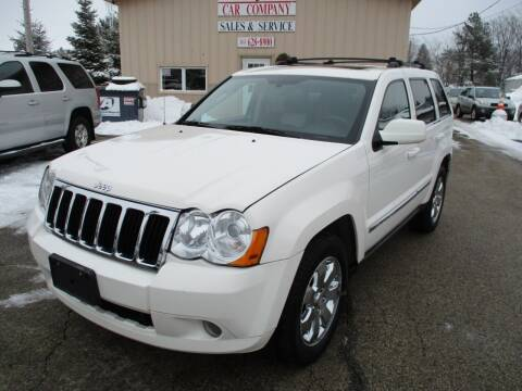 2008 Jeep Grand Cherokee for sale at Richfield Car Co in Hubertus WI