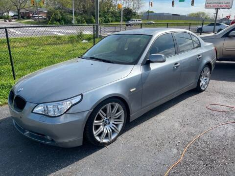 2007 BMW 5 Series for sale at Mitchell Motor Company in Madison TN