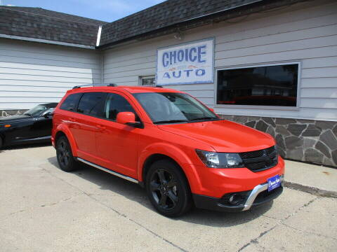 2018 Dodge Journey for sale at Choice Auto in Carroll IA