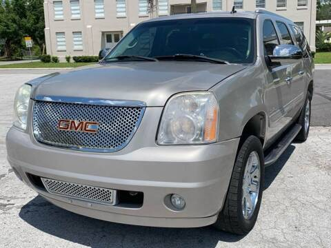 2007 GMC Yukon XL for sale at Consumer Auto Credit in Tampa FL