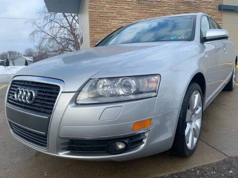 2005 Audi A6 for sale at Prime Auto Sales in Uniontown OH