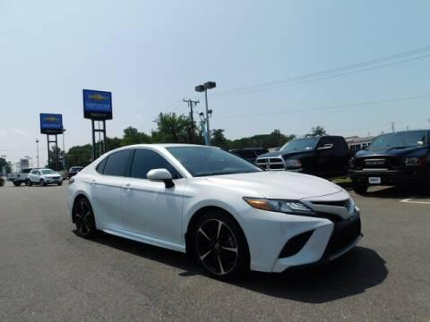 2019 Toyota Camry for sale at Radley Cadillac in Fredericksburg VA