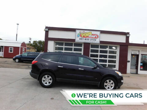 2010 Chevrolet Traverse for sale at Pork Chops Truck and Auto in Cheyenne WY