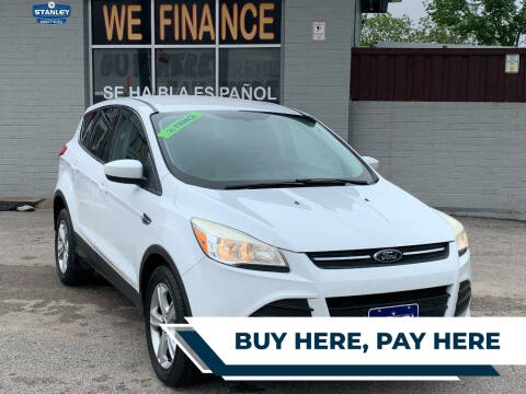 2013 Ford Escape for sale at Stanley Direct Auto in Mesquite TX