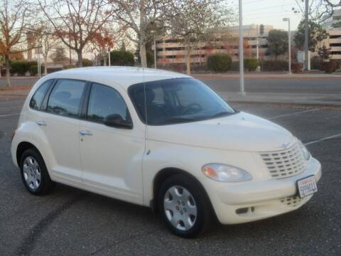 2005 Chrysler PT Cruiser for sale at General Auto Sales Corp in Sacramento CA