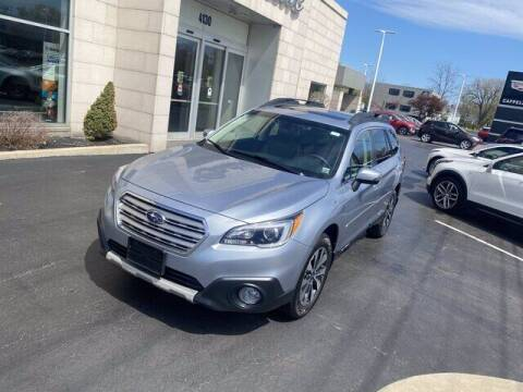 2017 Subaru Outback for sale at Cappellino Cadillac in Williamsville NY