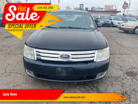 2008 Ford Taurus for sale at Auto Nova in St Louis MO
